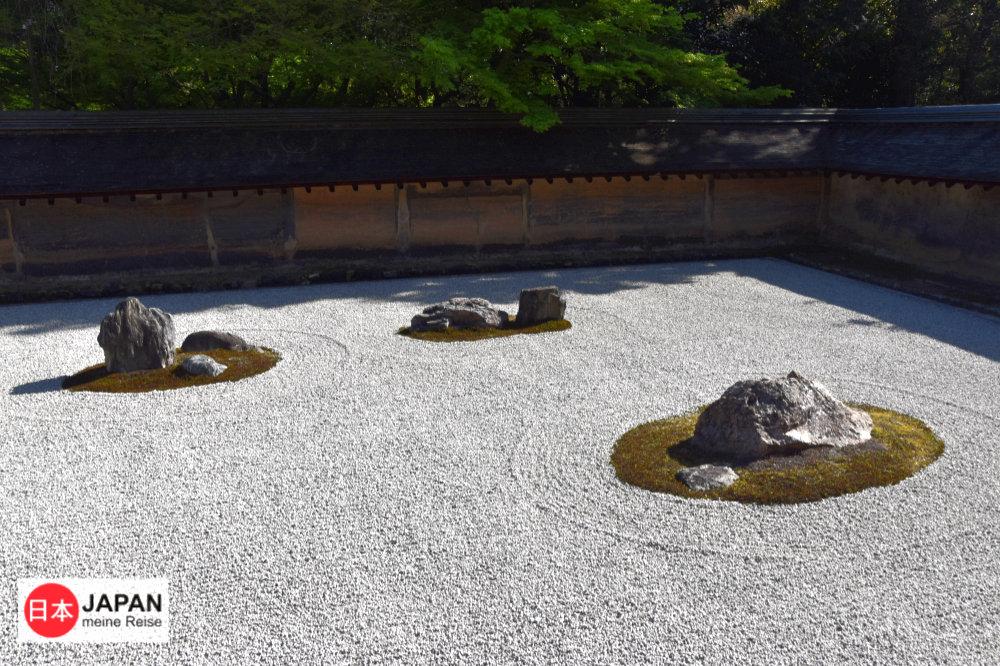 Zen Garten in Kyoto